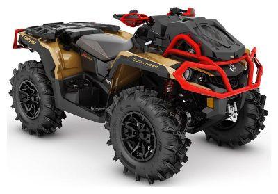 2019 Can-Am Outlander X mr 1000R ATV Utility Cartersville, GA