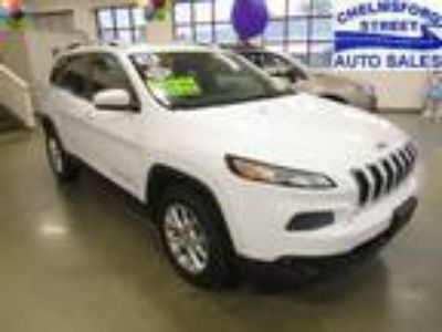 Used 2014 JEEP CHEROKEE For Sale