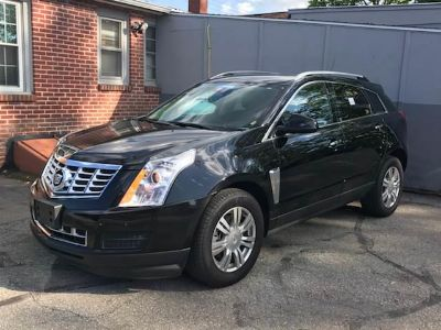 2016 Cadillac SRX Luxury Collection AWD 4dr SUV (Black)