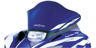 Sell Cobra 11 Blue/White Windshield Yamaha Phazer PZ500/Deluxe 1999-2001 motorcycle in Hinckley, Ohio, United States, for US $86.65
