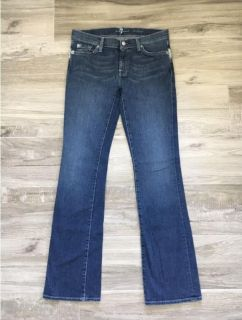 Women s 7 For All Mankind bootcut jeans. Size 29x34