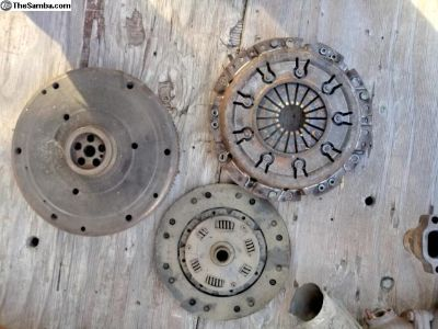 vanagon flywheel clutch