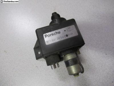 Porsche 911 CAT & EGR Counter Switch