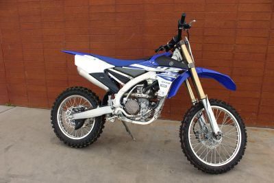 2015 Yamaha Motor Corp., USA YZ250FX Competition/Off Road Motorcycles Kingman, AZ