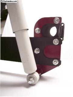 Rear dropped bracket for swing axle beetle or ghia