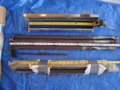 WEBER GAS GRILL - PARTS