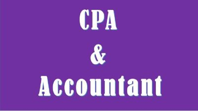 Difference between Accountants and CPAs