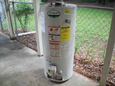 40 GAL GAS WATER HEATER-AC SMITH