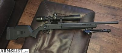 "For Sale/Trade: REM 700 AAC TAC 20""/.308"