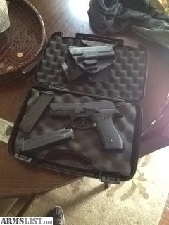 For Sale: Cz 999 compact 40