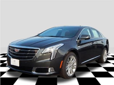 2019 Cadillac XTS Luxury Collection (Phantom Gray Metallic)