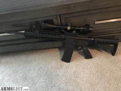 For Sale: Del-Ton AR15 (.556 Cal)