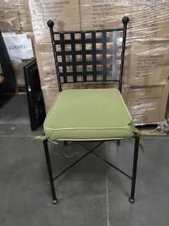 Iron Patio Chair (Quality) *just one*