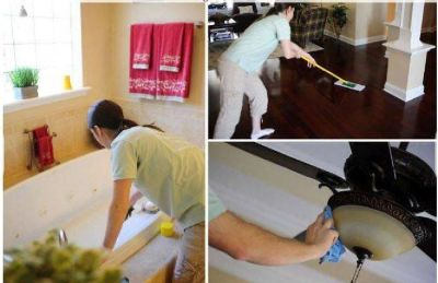 RUTHS HOUS CLEANING