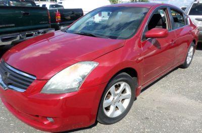 2009 Nissan Altima 2.5 (Red Brick Metallic)
