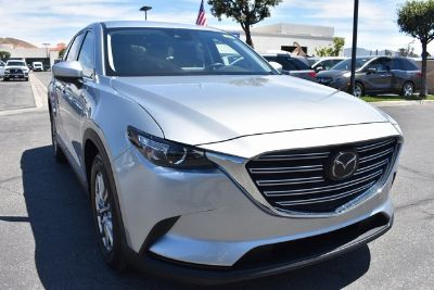2018 Mazda CX-9 Touring (Sonic Silver Metallic)