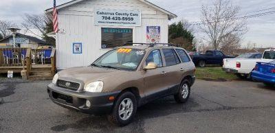 2004 Hyundai Santa Fe GLS (Brown)