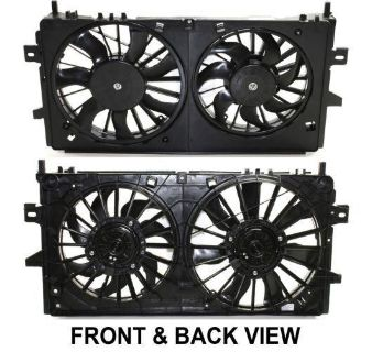 Sell New Radiator Fan Cooling Chevrolet Impala 2011 2010 2009 GM3115188 89018697-PFM motorcycle in Carson, California, US, for US $112.05