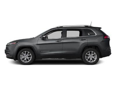 2016 Jeep Cherokee Latitude (Granite Crystal Metallic Clearcoat)