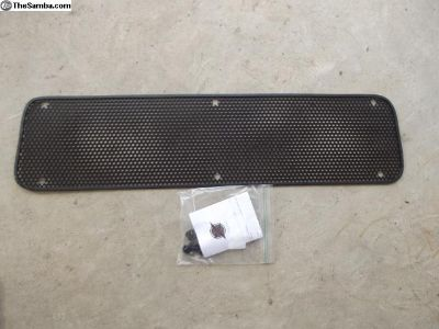 Porsche 911 Custom Engine Lid Grille
