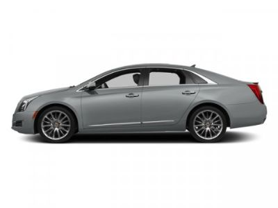 2013 Cadillac XTS Luxury Collection (Radiant Silver Metallic)