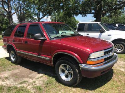 1998 Chevrolet Blazer Base (Maroon)