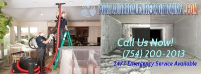 Breathe Fresh with Air Duct Cleaning Fort Lauderdale