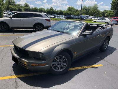 Ford Mustang '05