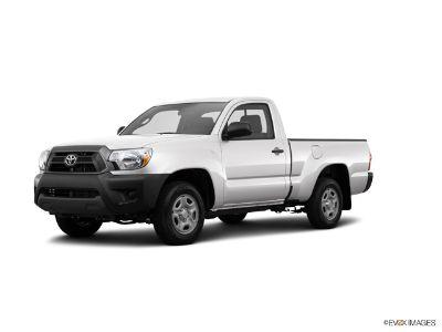 2014 Toyota Tacoma Base (Super White)