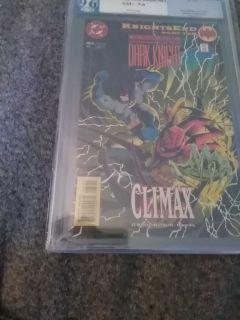 Batman Legends of the Dark Knight #63 PGX 9.6
