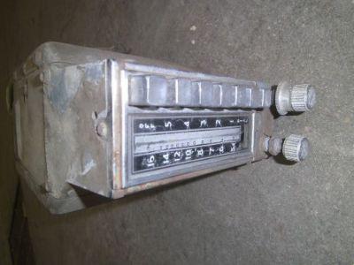 Buy 1941 1942 Mopar Model 802 radio vintage restoration hot rat rod motorcycle in Joliet, Illinois, United States, for US $142.99