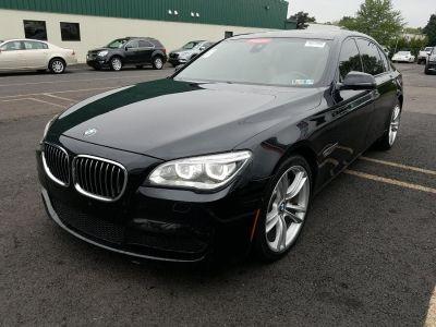 2013 BMW MDX 750Li xDrive (Black Sapphire Metallic)