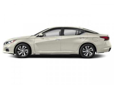 2019 Nissan Altima 2.5 S (Glacier White)