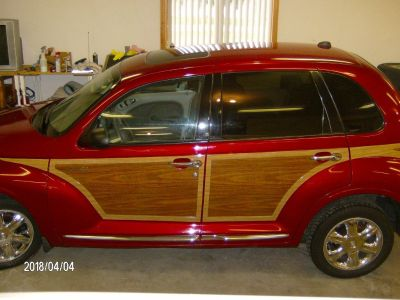 2005 Chrysler PT Cruiser Limited Turbo