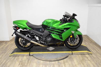 2017 Kawasaki Ninja ZX-14R ABS SE Supersport Wauconda, IL