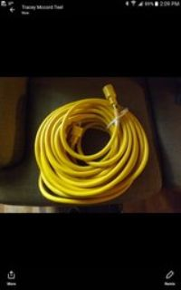 brand new never used heavy duty extension cord 100 foot