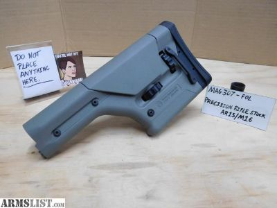 For Sale: Magpul Foliage stock, grip, parts AR15