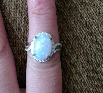 Size 7 womens ring