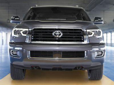 2018 Toyota Sequoia Limited (Magnetic Gray Metallic)