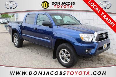 2015 Toyota Tacoma V6 (Blue Ribbon Metallic)