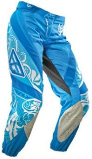 Find Fly Racing Women's Kinetic Pants - 2009 - 7/8/Blue 362-40093 motorcycle in Loudon, Tennessee, US, for US $39.97