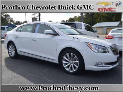 2015 Buick LaCrosse Convenience (Off White)