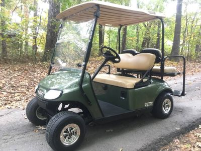2015 E-Z-Go Freedom TXT Electric Golf Golf Carts Woodstock, GA
