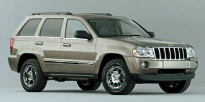 2006 Jeep Grand Cherokee Laredo (Green)