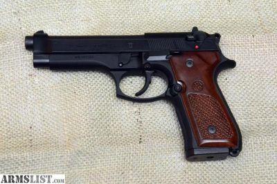 For Sale: Baretta M9
