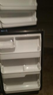 $700, new stainless steel Frigidaire top freezer