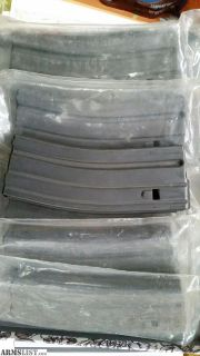 For Sale: Six (6) pre-ban AR-15 mags preban AR mags