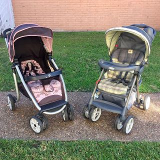 2 Baby Strollers