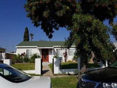3 Bed 1 Bath Preforeclosure Property in Los Angeles, CA 90047 - W 111th Pl