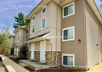 4 Bed 4.5 Bath- spacious town homes available!